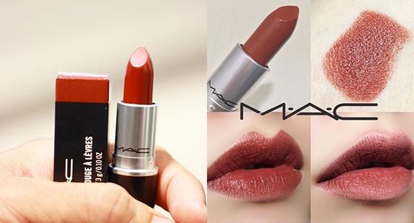 son MAC Matte Lipstick - Marrakesh