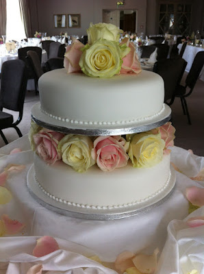 Wedding cakes in jersey ci