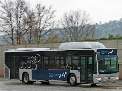 Mercedes Citaro 12 CNG (gaz ziemny, metan, biogaz)