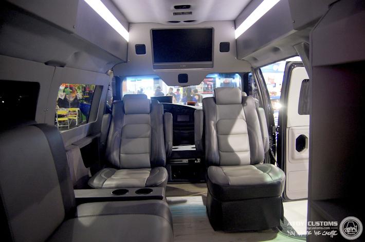 Jay Manalo Ford E150 Atoy Customs Custom Pinoy Rides pic17