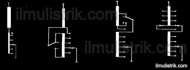 Macam basic conection pada tap winding