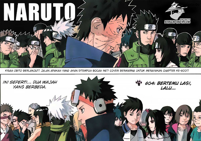 Baca Naruto Shippuden Chapter 604 by Komik Fox