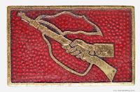 185 Kampfgruppen V. Bronze draagtekens