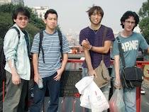 Eu, Tommy, Thiago & André