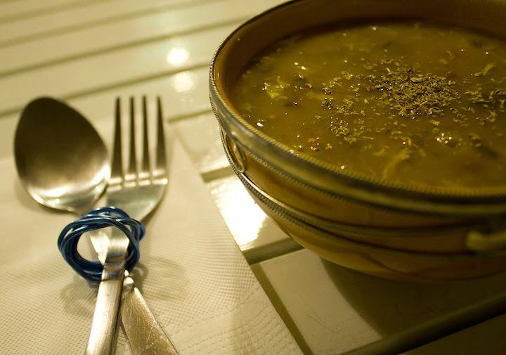 Sup Harira