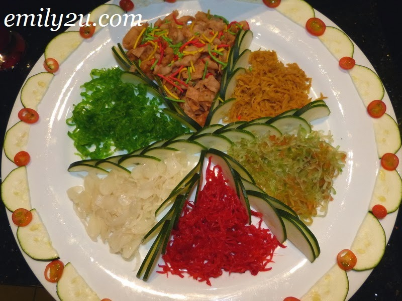 Chinese New Year buffet lunch