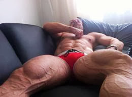 Marc Gollub - Top German Bodybuilder