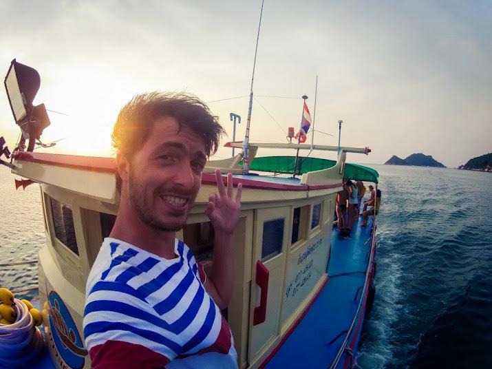 Charles Gerber photographer - Travel - Thailande - Koh Tao