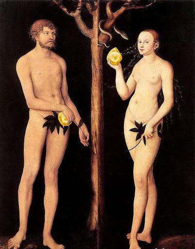 El ombligo de Adán y Eva