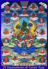 Goddess Tara Image