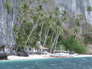 Sproščen dopust na arhipelagu Bacuit