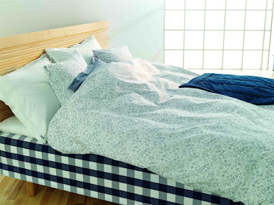 Hastens Continental Bed for a good night's sleep