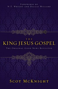 King Jesus Gospel Book Review Image