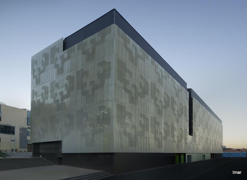 Imar arquitectura metal architecture metal euiti - Estudios arquitectura bilbao ...