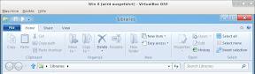 Werkzeugleiste im Windows Explorer