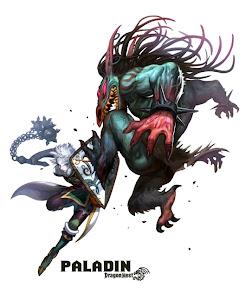 Cleric > Paladin