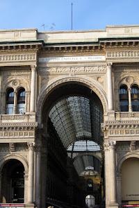 Milan Shopping Arcade