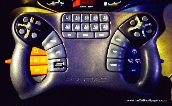 Pontiac Pursuit Concept 1987