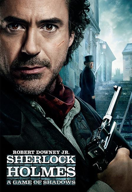 Шерлок Холмс: Игра теней / Sherlock Holmes: A Game of Shadows (2011) трейлер ОнЛайн