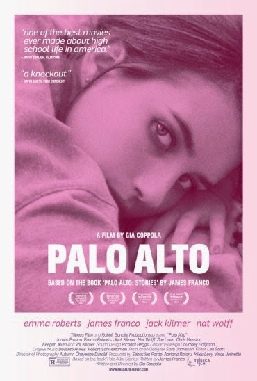 Poster Of English Movie Palo Alto (2013) Free Download Full New Hollywood Movie Watch Online At Alldownloads4u.Com