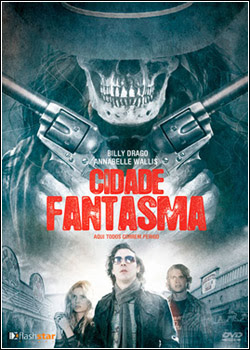 Download Cidade Fantasma DVDRip AVI Dual Áudio + RMVB Dublado