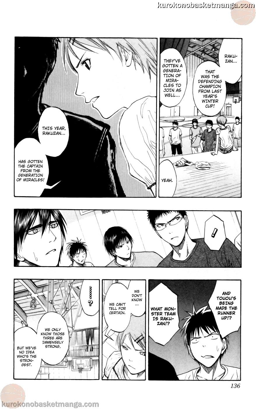 Kuroko no Basket Manga Chapter 77 - Image 10