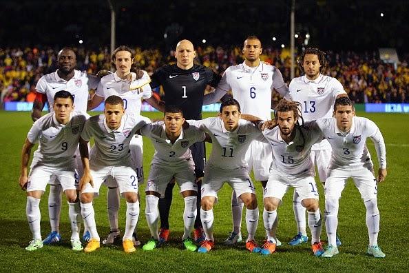 Lee Nguyễn đá dự bị tuyển Mỹ thua Colombia 1-2