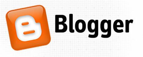 Логотип Blogger