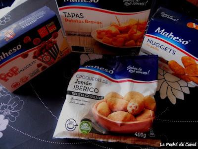 Platos Precocinados - Platos Preparados - Congelados Maheso