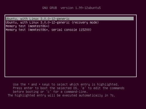 how to add ubuntu to windows loader