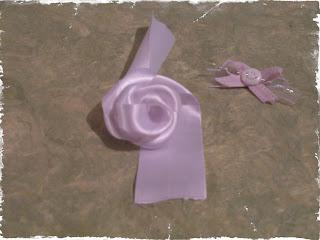 de como se hace el rosal de liston satinado como pueden apreciar