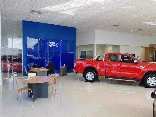 Reef City Ford, Ford Dealer, 30 Blain Dr, Callemondah QLD 4680, Reviews