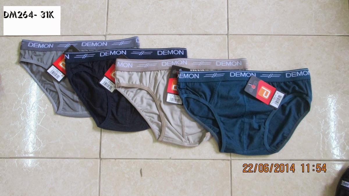 Quần sịp, quần chíp, quần lót nam Demon - DM264