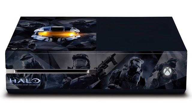 Halo-xbox-one-custom-videojuego-comicon-noticias-de-xbox