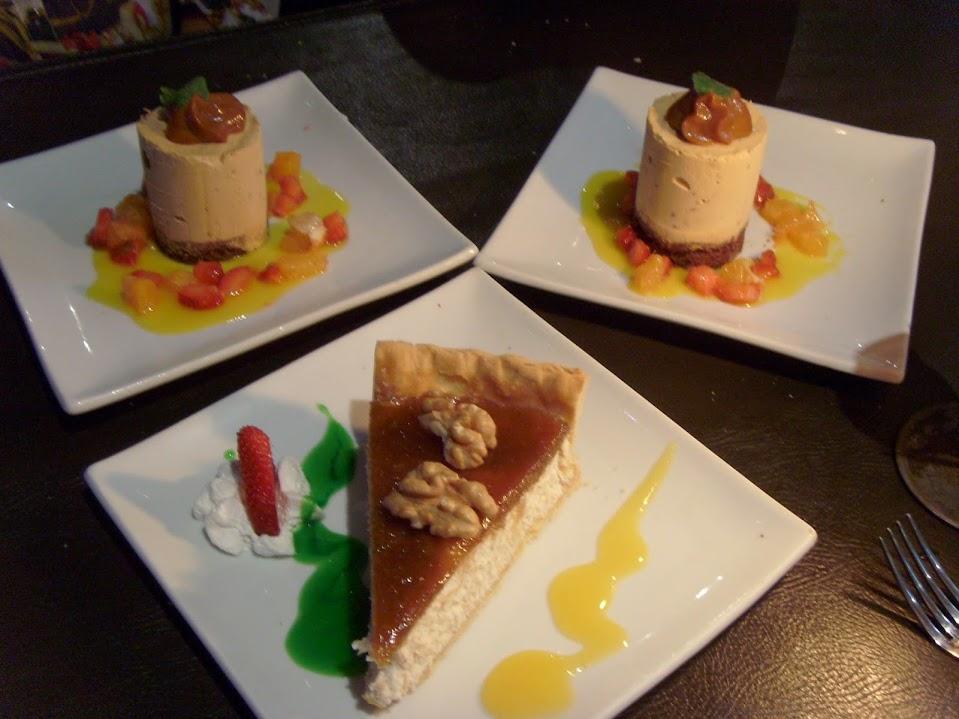 restaurante giratorio santiago sobremesa