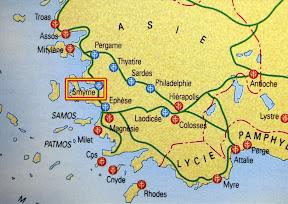 HISTOIRE ABRÉGÉE DE L'ÉGLISE - PAR M. LHOMOND – France - année 1818 (avec images et cartes) 19-Carte%2520des%25207%2520villes