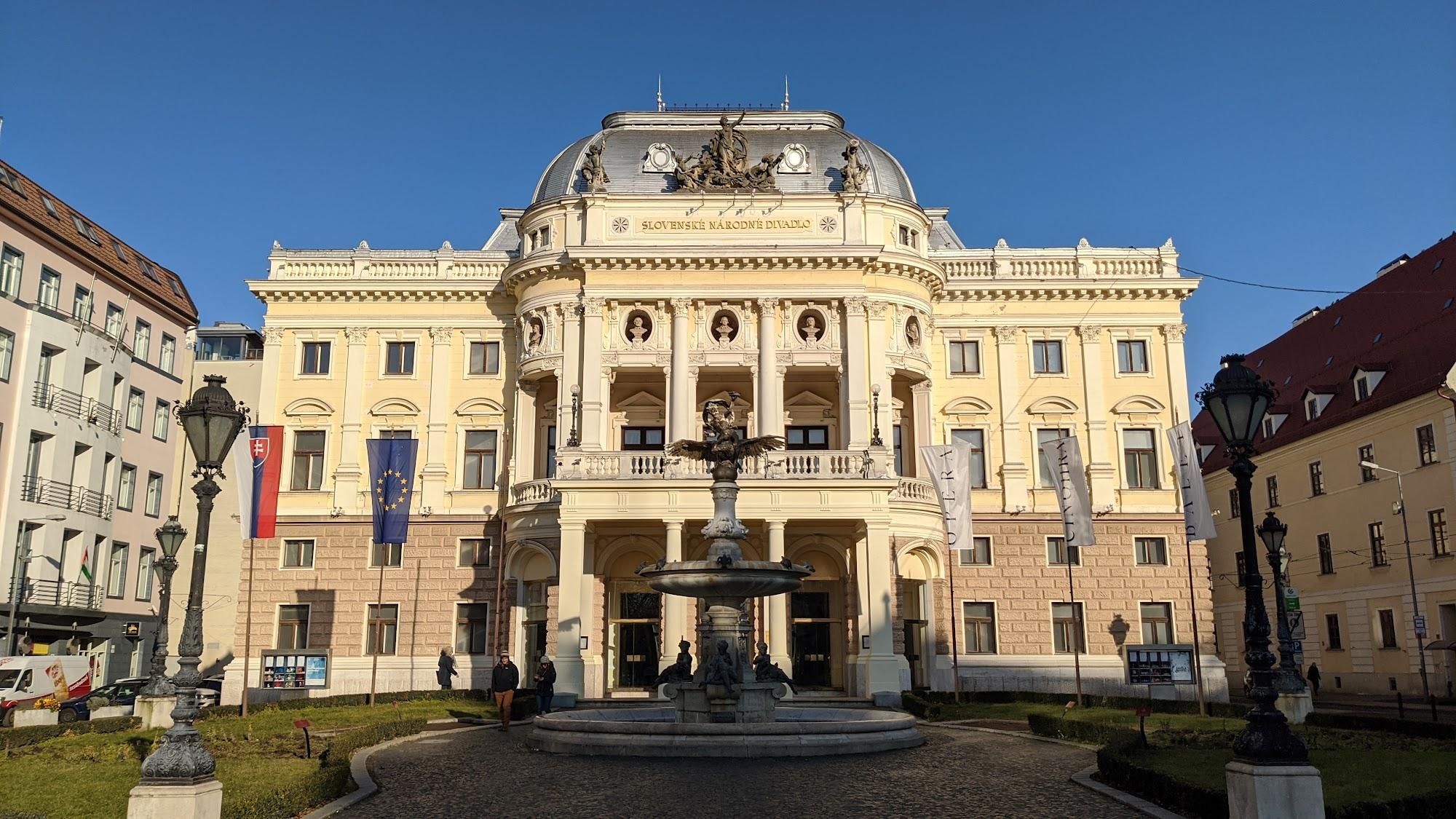 Reisinformatie Slowakije