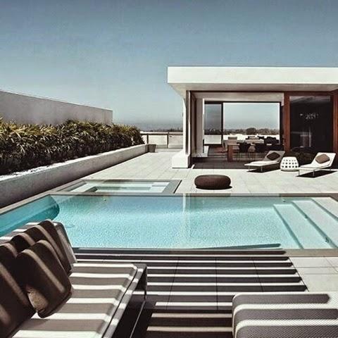 Alba piscinas com piscinas minimalistas for Piscinas minimalistas