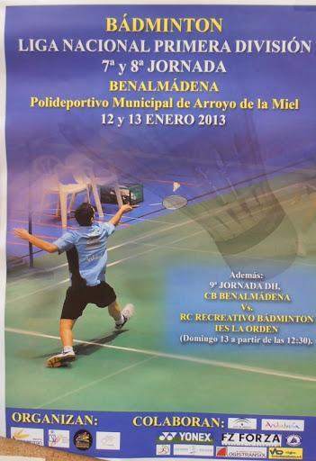 Badminton Benalmádena