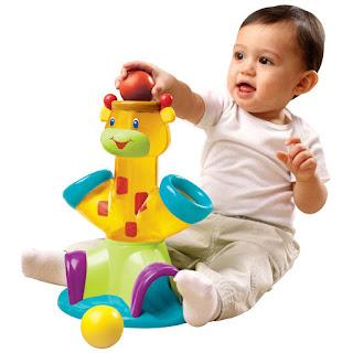 Trẻ em có những lợi ích khi chơi với đồ chơi ?