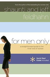 Book Review For Men Only Cover