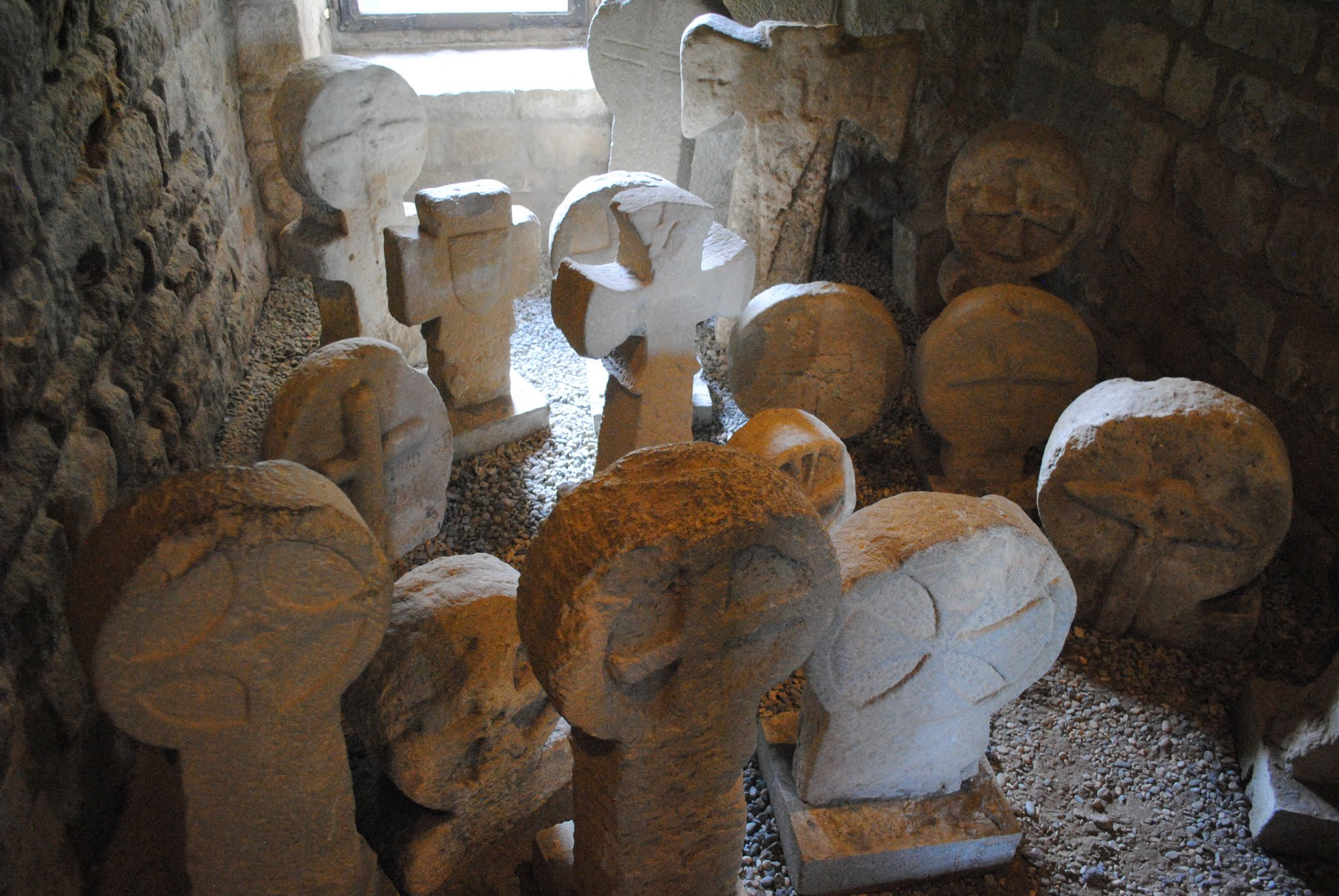 My Photos: France -- Carcassonne -- The Museum