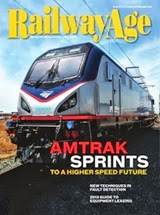 Free subscription - Railway Age June 2013 cover