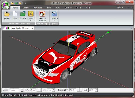 SketchUp - 3dSimED Sim Editor v2.17a with SketchUp Import & Export 3dsim
