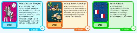 kvíz kérdések gyerekeknek az EU Gyereksarokban