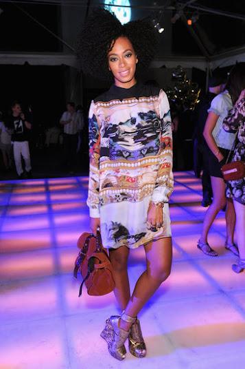 Estilo Solange Knowles