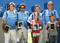 Se disputaron las finales del torneo por las Copas Guillermo Sojo (Abierto y Handicap)