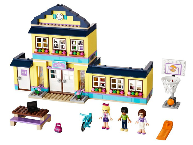 41005 LEGO Friends Heartlake City High School