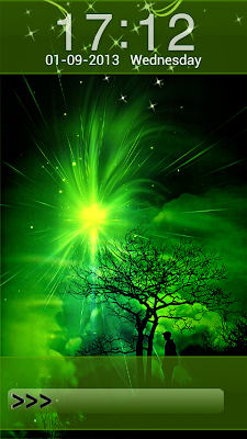 GO Locker-Green Night HD-01