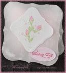 Vellum Wedding Wishes